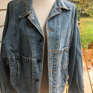 Vintage jordache denim jacket